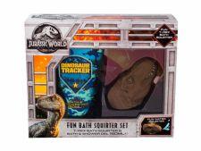 Universal Jurassic World, rinkinys dušo želė vaikams, (dušo želė 150 ml + Toy Bath)
