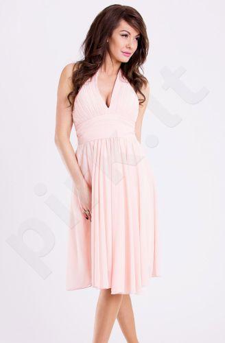 EVA&LOLA suknelė - rožinė 11007-4