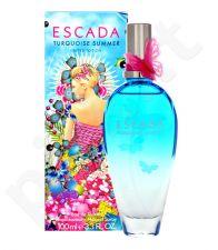 Escada Turquoise Summer, EDT moterims, 100ml, (testeris)