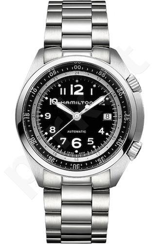 Laikrodis HAMILTON KHAKI PILOT PIONEER H76455133_