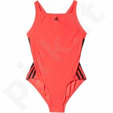 Maudymosi kostiumėlis Adidas Infinitex Essence Core 3-Stripes Junior BP5454