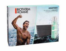 Biotherm Oligo Thermal Care, Homme Aquapower, rinkinys veido želė vyrams, (Men's Moisturizing želė 75 ml + Card Case)