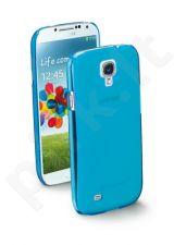 Samsung Galaxy S4 dėklas COOL FLUO Cellular mėlynas