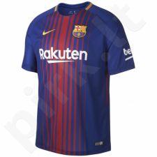 Marškinėliai futbolui Nike FC Barcelona Stadium Jersey M 847255-456