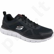 Sportiniai bateliai  Skechers Track-Scloric M 52631-BKRD