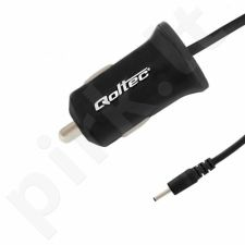Qoltec Tablet Power Supply 12V | 5V | 2.4A | 2.5x0.7 | 140cm
