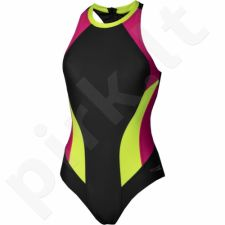 Maudymosi kostiumėlis Aqua-Speed Nina W 338 grafito