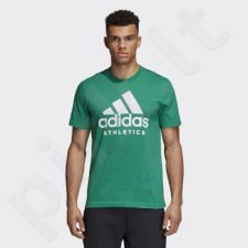 Marškinėliai adidas SID Branded Tee M CF9561