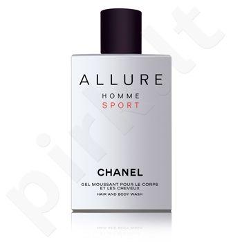 Chanel Allure Sport, 200ml, Dužo želė vyrams