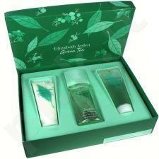 Elizabeth Arden (EDP 100 ml + 100 ml kūno losjonas + 100 ml dušo želė) Green Tea, rinkinys moterims