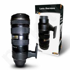 Termosas fotoaparato objektyvas