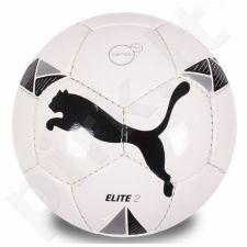 Futbolo kamuolys Puma Elite 2 FIFA juoda-biała