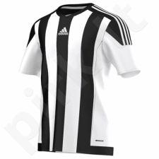 Marškinėliai futbolui Adidas Striped 15 M M62777