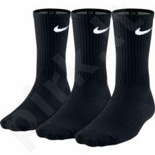 Kojinės Nike Lightweight Crew 3 poros SX4704-001