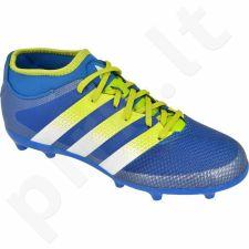 Futbolo bateliai Adidas  ACE 16.3 PRIMEMESH FG/AG Jr AQ2567