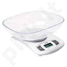 Virtuvinės svarstyklės Sencor SKS 4001 WH