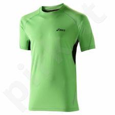 Marškinėliai bėgimui  Asics Pace SS Top M 1105070498