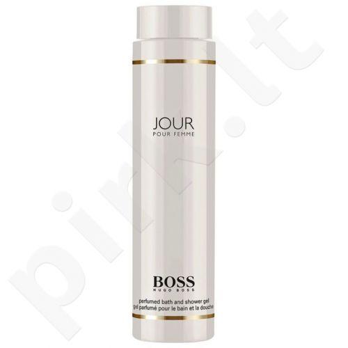 HUGO BOSS Jour Pour Femme, dušo želė moterims, 200ml