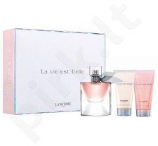 Lancome La Vie Est Belle rinkinys moterims, (EDP 30ml + 50ml dušo želė + 50ml kūno losjonas)