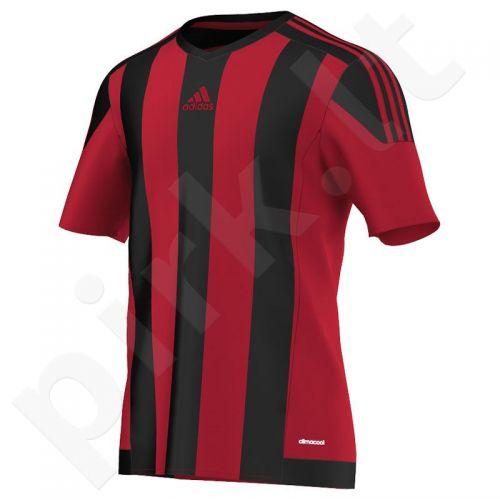 Marškinėliai futbolui Adidas Striped 15 M AA3726