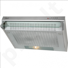 CATA F-2060 INOX 60 cm Extractor hoods/ 350 kub.m. ( IEC 193/171/151 ) Push Button Control 3 Levels