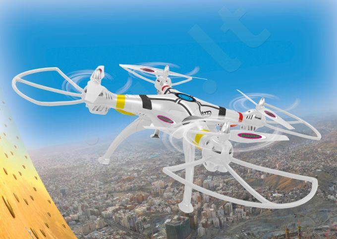 Radio bangomis valdomas Jamara Payload Altitude AHP+ dronas
