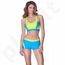 Maudymosi kostiumėlis Aqua-Speed FIONA W mėlynas