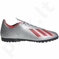 Futbolo bateliai Adidas  X 19.4 TF M F35344