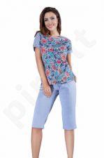 Babella pižama melsvos spalvos 3015 (limituota versija)