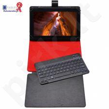 ART dėklas + BLUETOOTH klaviatūra skirta planšetiniams kompiuteriams 10.1''  AB-