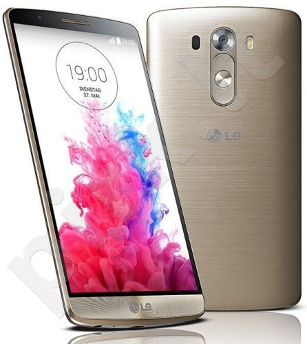 Telefonas LG D855 G3 Gold
