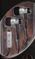 KOSS KE29 ausinės ausyse (sidabrinės)