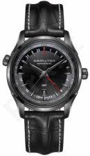 Laikrodis HAMILTON JAZZMASTER GMT H32685731_
