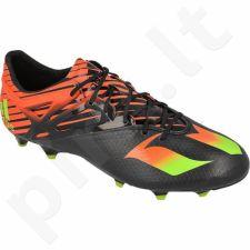 Futbolo bateliai Adidas  Messi 15.1 FG/AG M AF4654