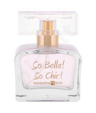 Mandarina Duck So Bella! So Chic!, tualetinis vanduo moterims, 50ml