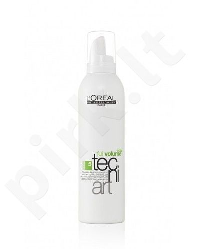 L`Oreal Paris Tecni Art Full Volume Extra putos, 400ml, kosmetika moterims