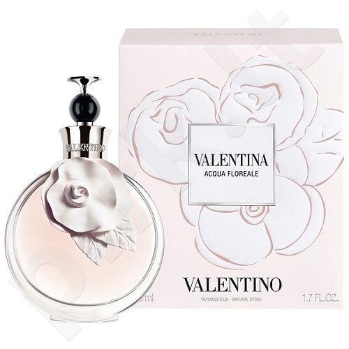 Valentino Valentina Acqua Floreale, tualetinis vanduo (EDT) moterims, 50 ml