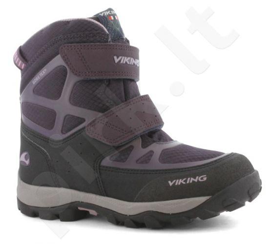 Žieminiai auliniai batai vaikams VIKING KJETIL VELCRO GTX (3-84280-1609)