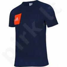 Marškinėliai adidas Tiro17 Tee M BQ2663