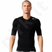 Marškinėliai kompresyjna adidas Techfit Base Tee M AJ4966