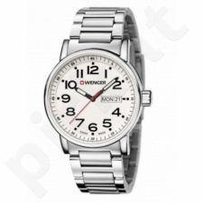 Vyriškas laikrodis WENGER ATTITUDE 01.0341.102