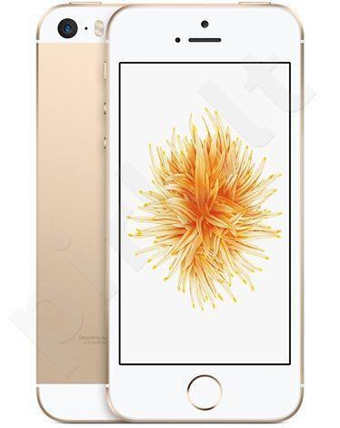 Telefonas Apple iPhone SE 4G 16GB MLXM2DN/A auksinis