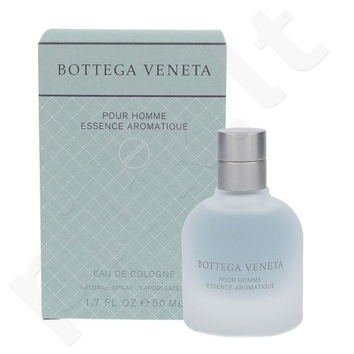 Bottega Veneta Bottega Veneta Pour Homme Essence Aromatique, odekolonas vyrams, 50ml