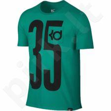 Marškinėliai Nike Kevin Durant Pocket Jersey Tee M 806572-351