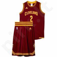 Komplektas krepšininkui Adidas Cleveland Cavaliers Kyrie Irving Junior AY1554
