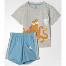 Komplektas Adidas Disney Hank Summer Set Kids AY6034