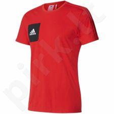 Marškinėliai adidas Tiro17 Tee M BQ2658