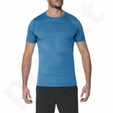 Marškinėliai bėgimui  Asics Stride Short Sleeve Top M 141198-8155