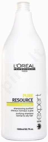 L´Oreal Paris Expert Pure Resource Šampūnas, 1500ml