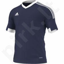 Marškinėliai futbolui Adidas Tiro 15  M S22365
